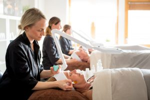 Hudterapeut-Spaterapeut-Ekologisk hudvårdsterapeut